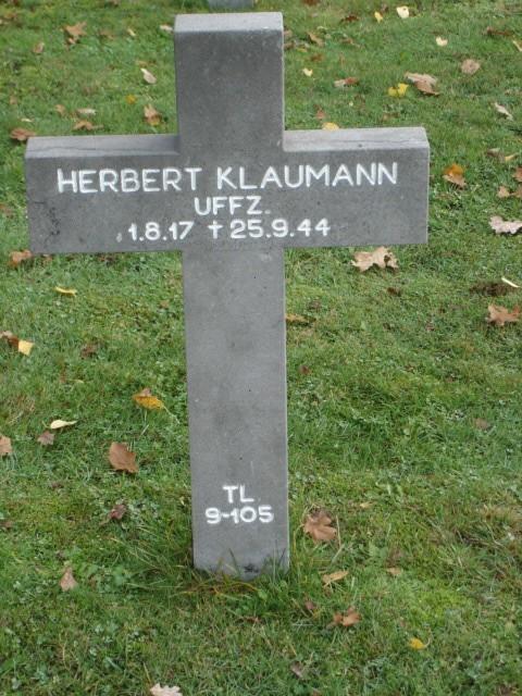 Herbert Klaumann