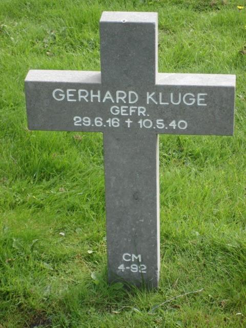 Gerhard Kluge