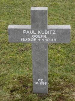 Paul Kubitz