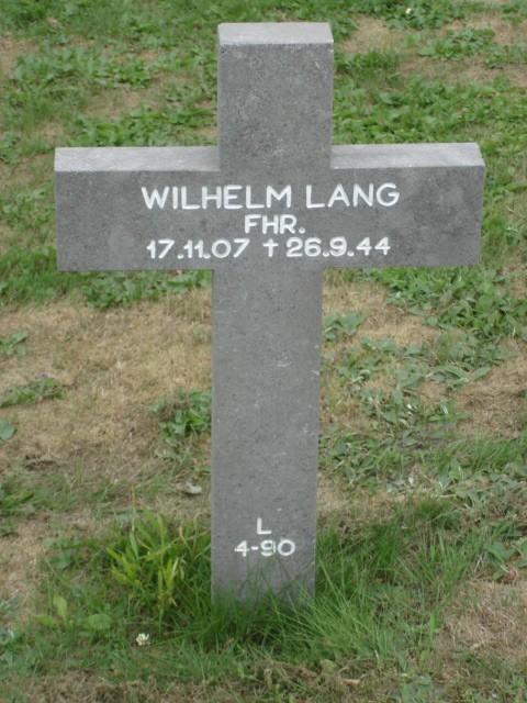 Wilhelm Lang