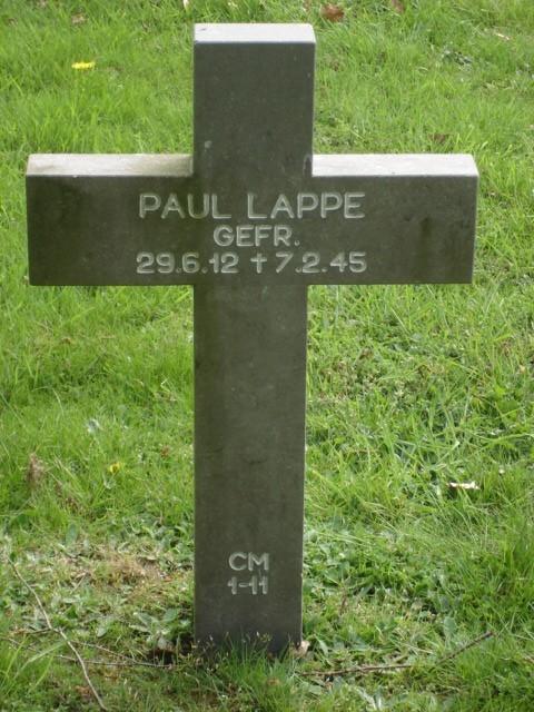 Paul Lappe