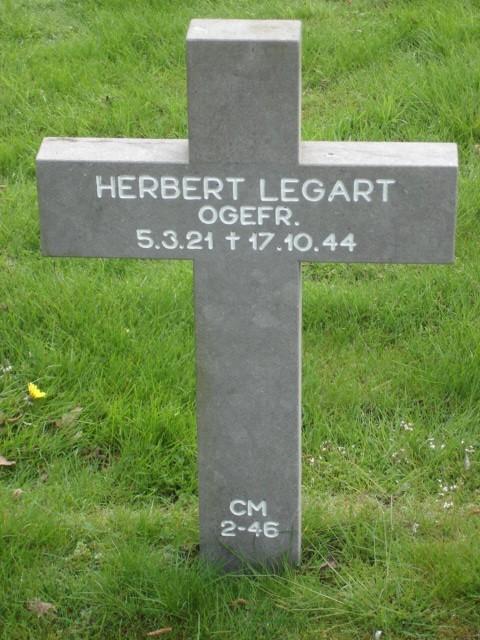 Herbert Legart