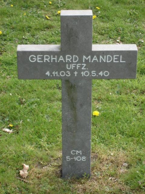 Gerhard Mandel