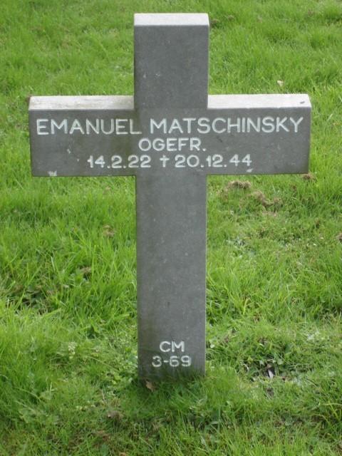 Emanuel Matschinsky