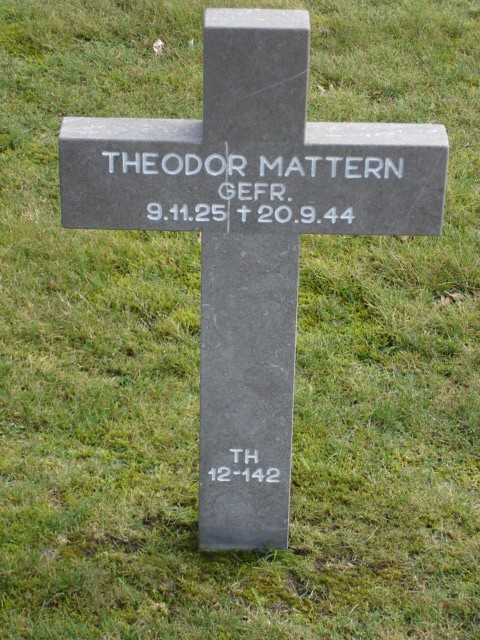 Theodor Mattern