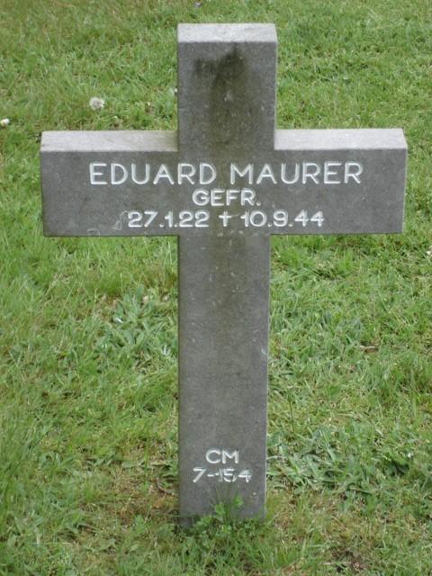 Eduard Maurer