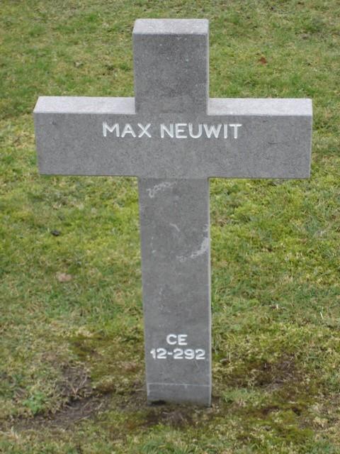 Max Neuwit