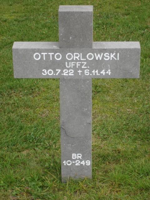 Otto Orlowski