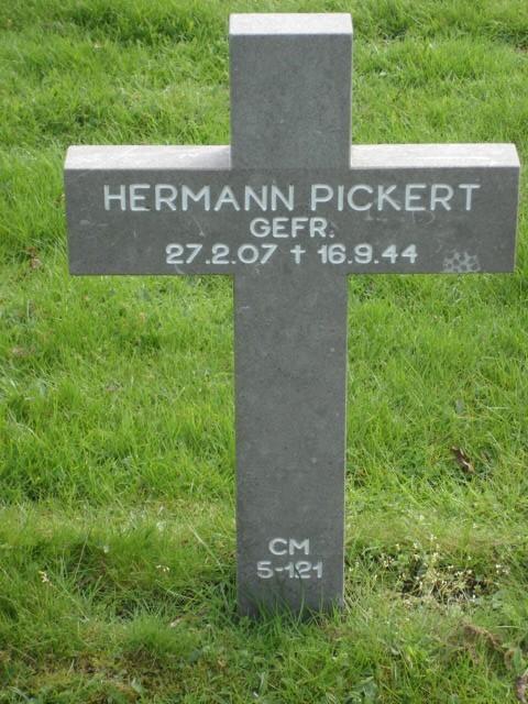 Hermann Pickert