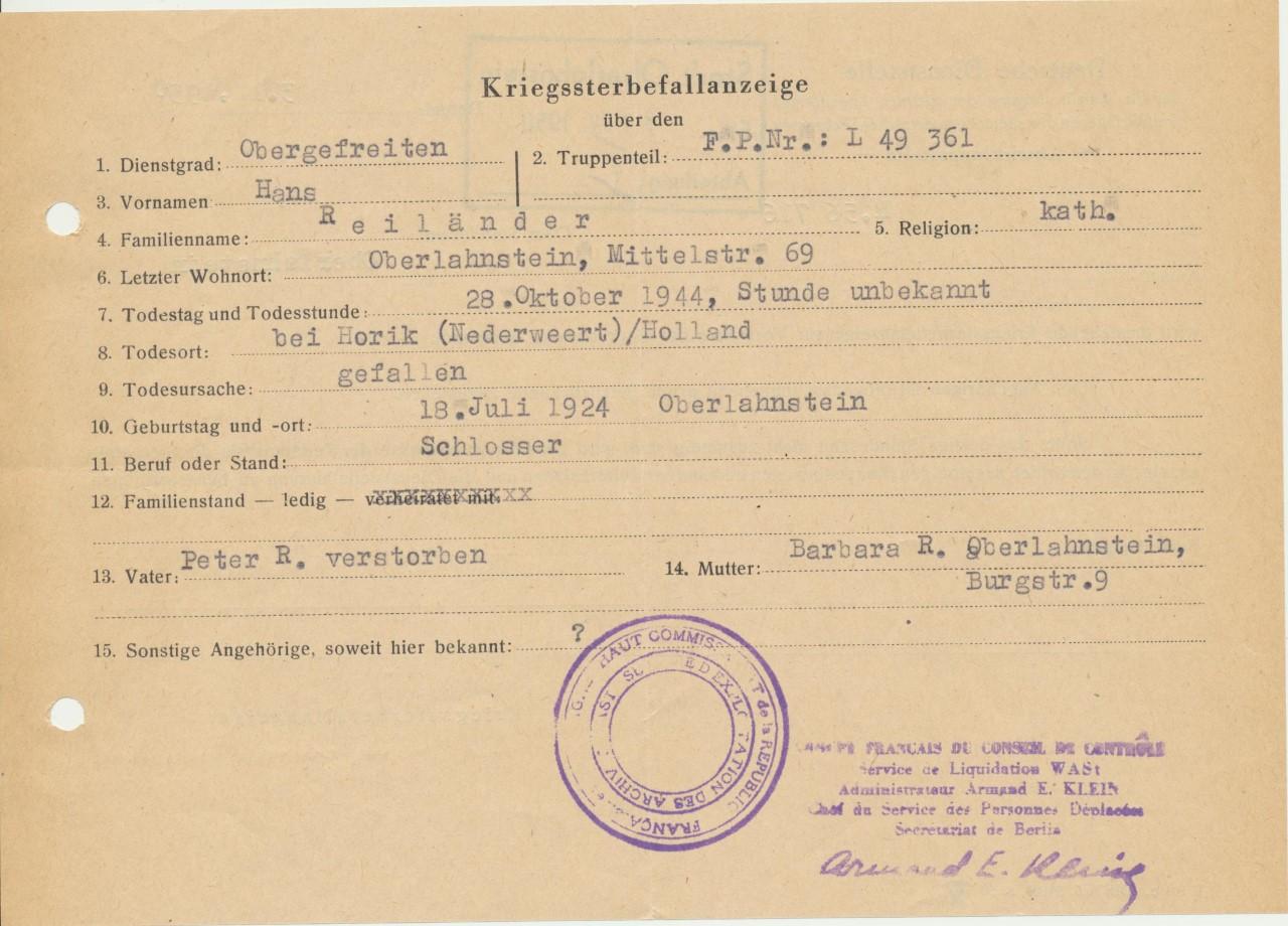 Hans Reiländer