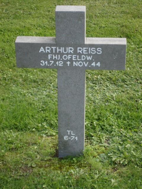 Arthur Reiss
