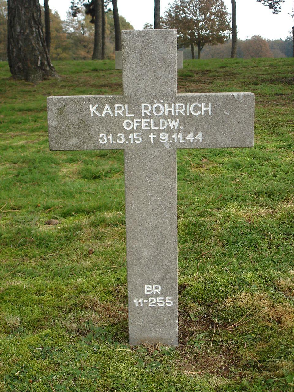 Karl Röhrich