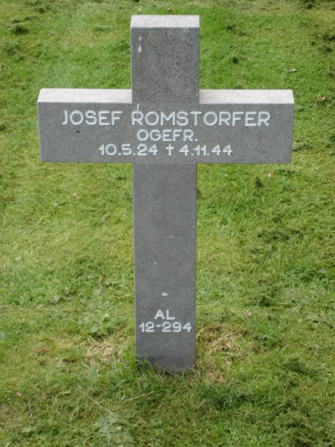 Josef Romstorfer