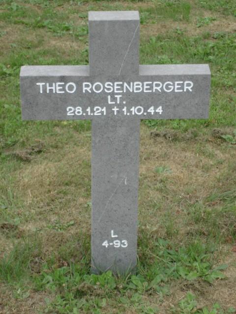 Theo Rosenberger