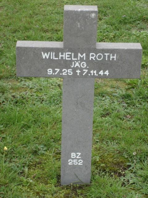 Wilhelm Roth