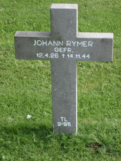 Johann Rymer