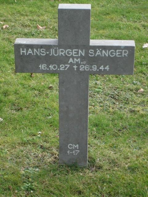 Hans-Jürgen Sänger