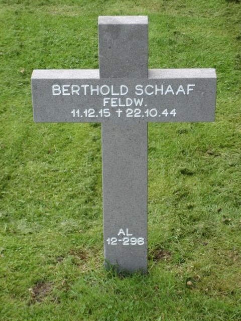 Berthold Schaaf