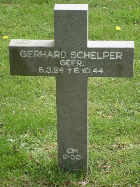 Gerhart Adolf Heinrich Schelper