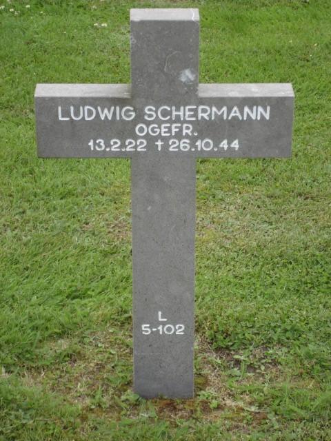 Ludwig Schermann
