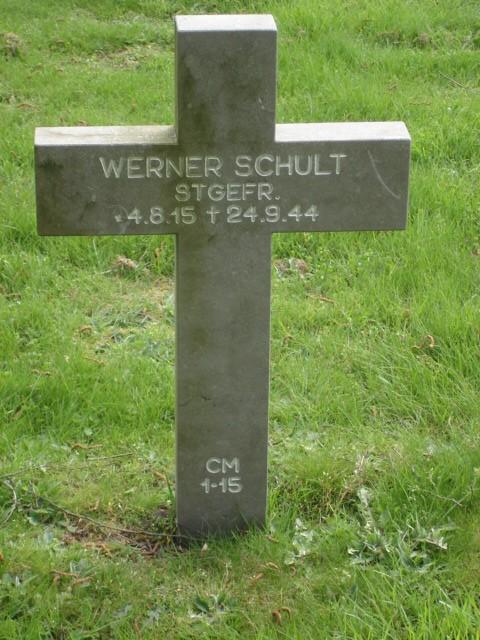 Werner Schult