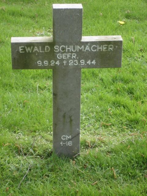Ewald Schumacher