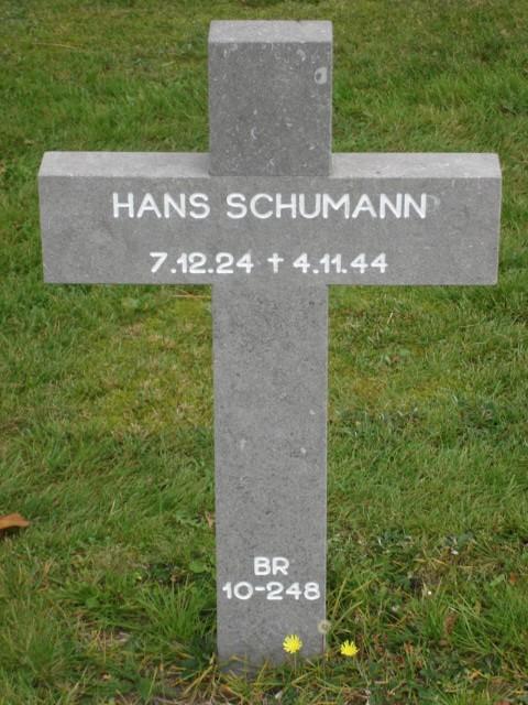 Hans Schumann
