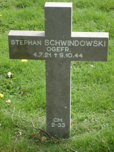 Stephan Schwindowski