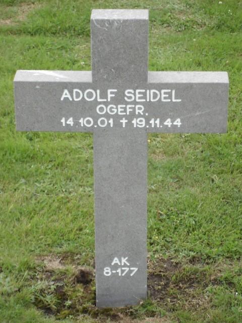 Adolf Seidel