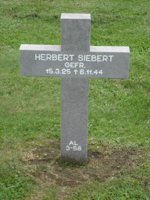 Herbert Siebert