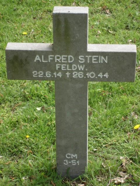 Alfred Stein