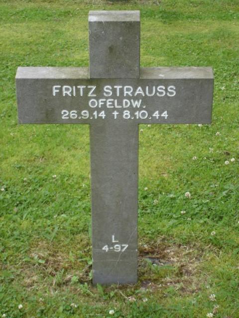 Fritz Strauss