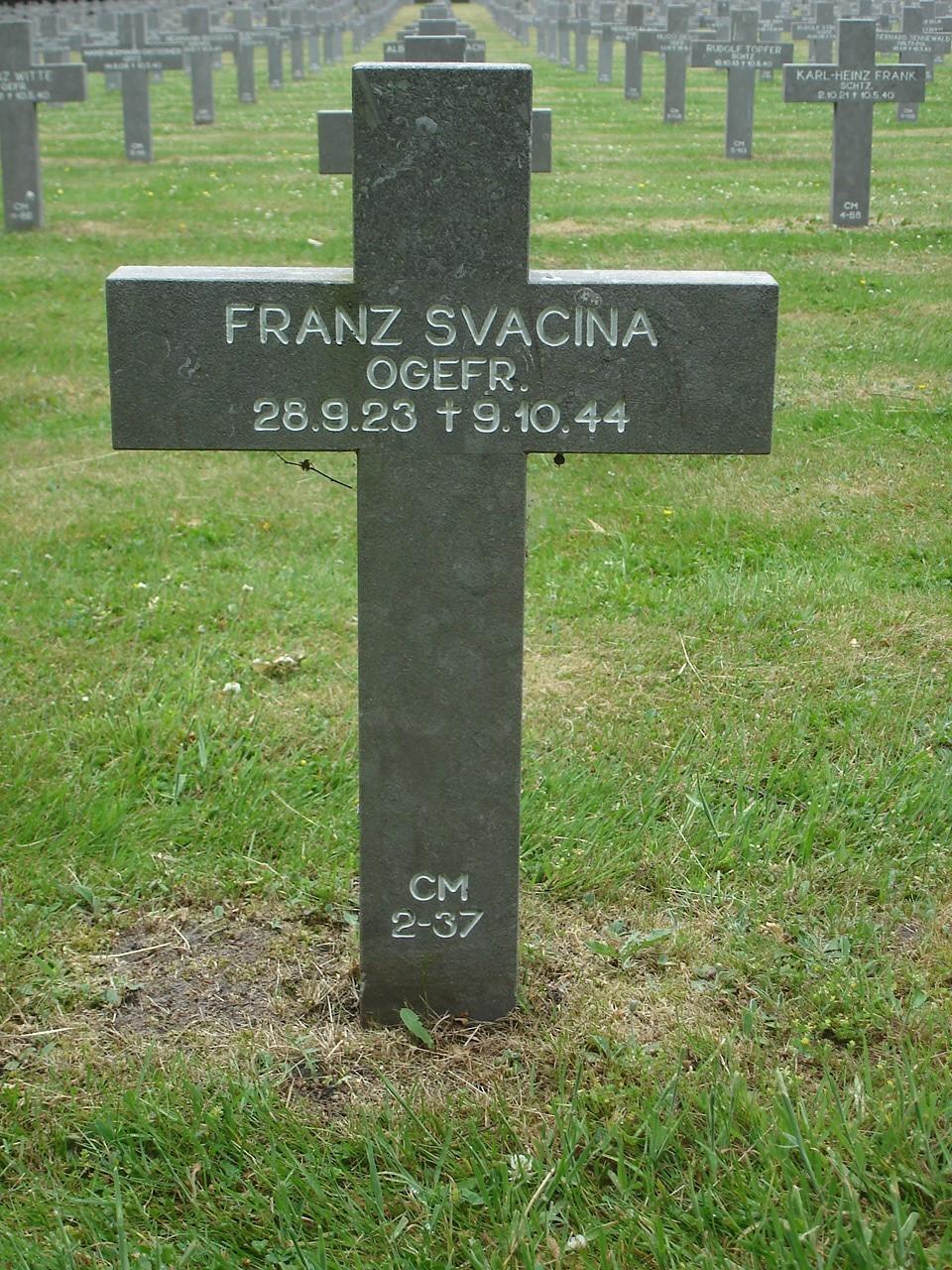 Franz Svacina