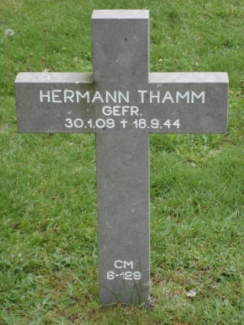 Hermann Thamm