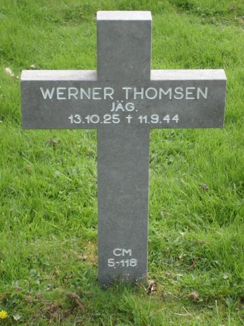 Werner Thomsen
