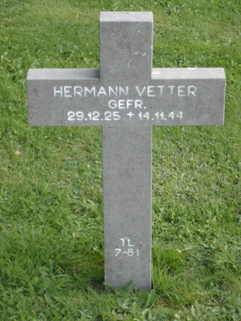 Hermann Vetter