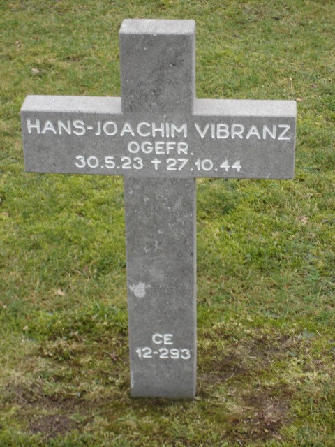 Hans-Joachim Vibranz