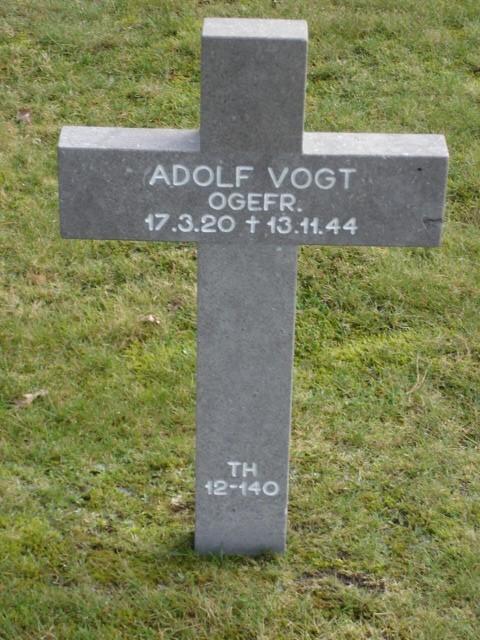Adolf Vogt