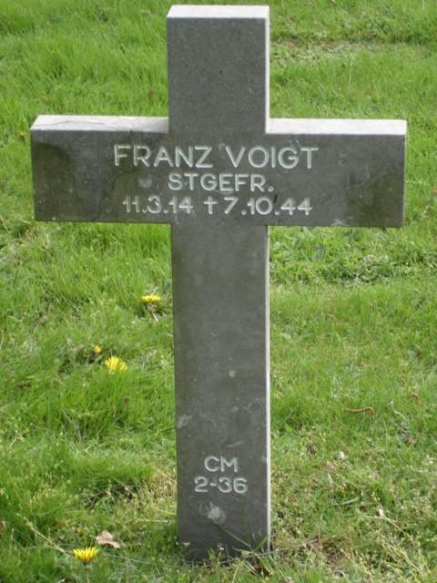 Franz Voigt