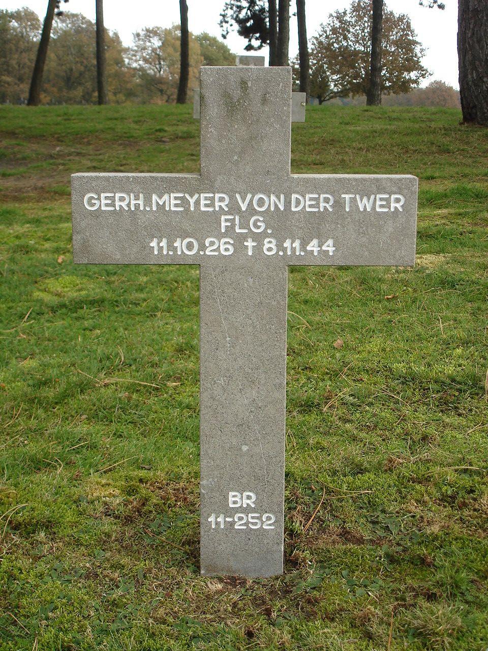 Gerhard Ferdinand Meyer von der Twer
