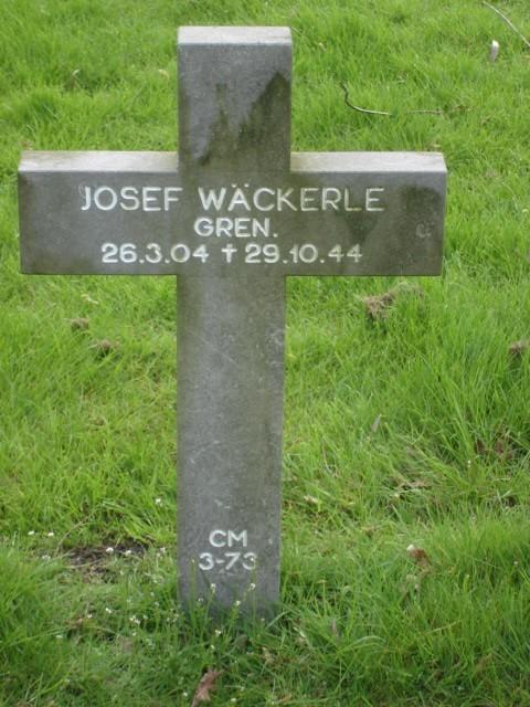 Josef Wäckerle