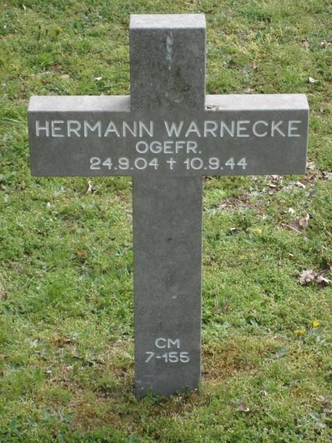 Hermann Warnecke