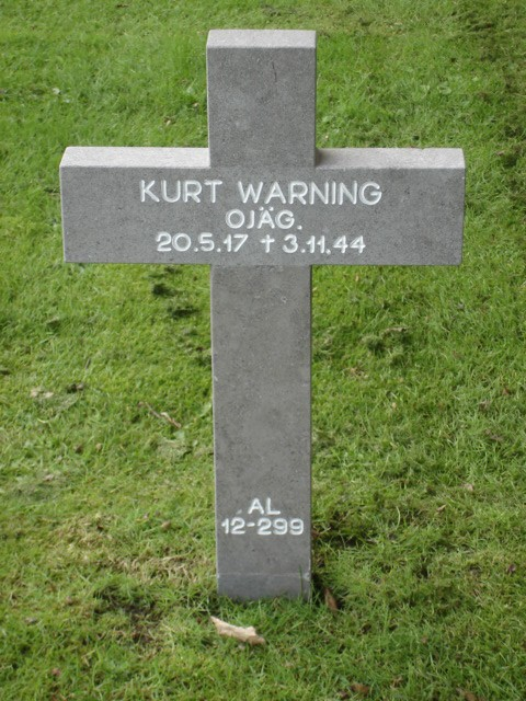 Kurt Warning