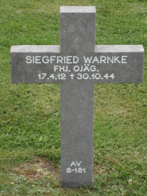 Siegfried Warnke