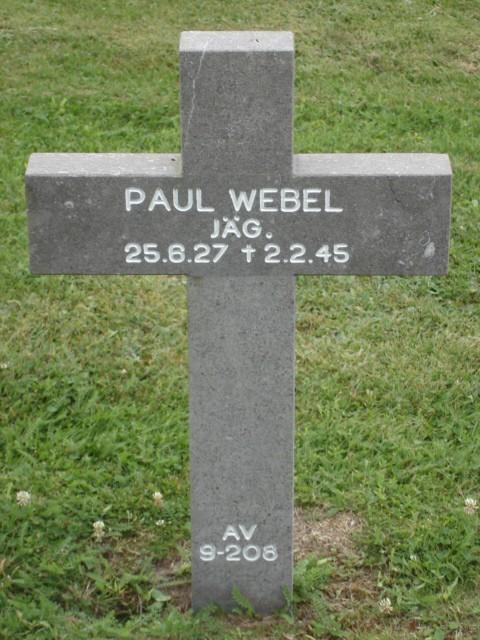 Paul Webel