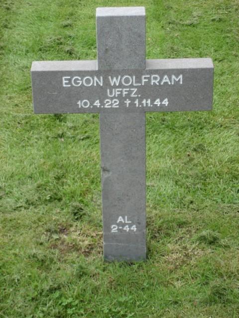 Egon Wolfram