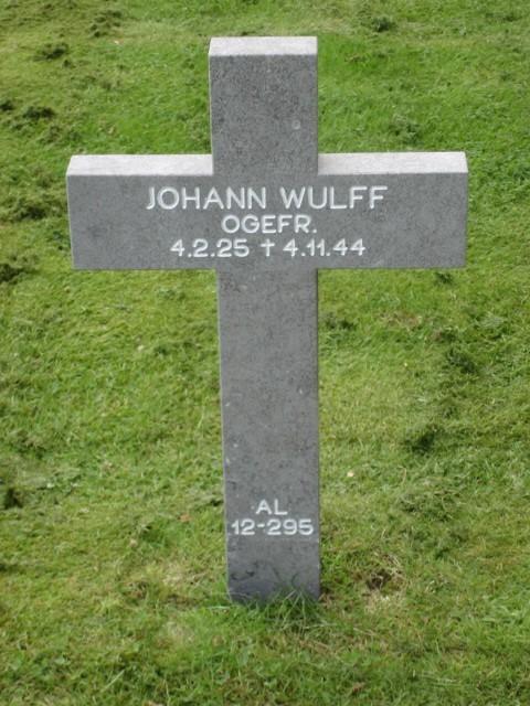 Johann Wulff
