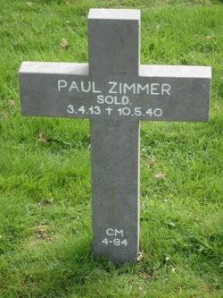 Paul Zimmer