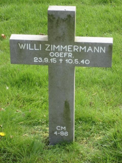 Willi Zimmerman