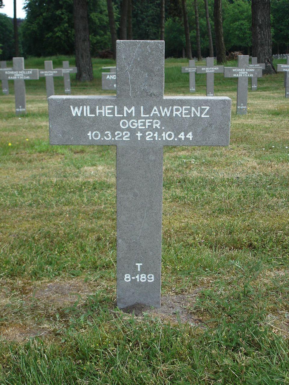 Wilhelm Lawrenz